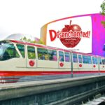Disenchanted! - Monorail - Princess Takeover by Fiely Matias